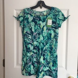 Girl's Lilly Pulitzer Romper